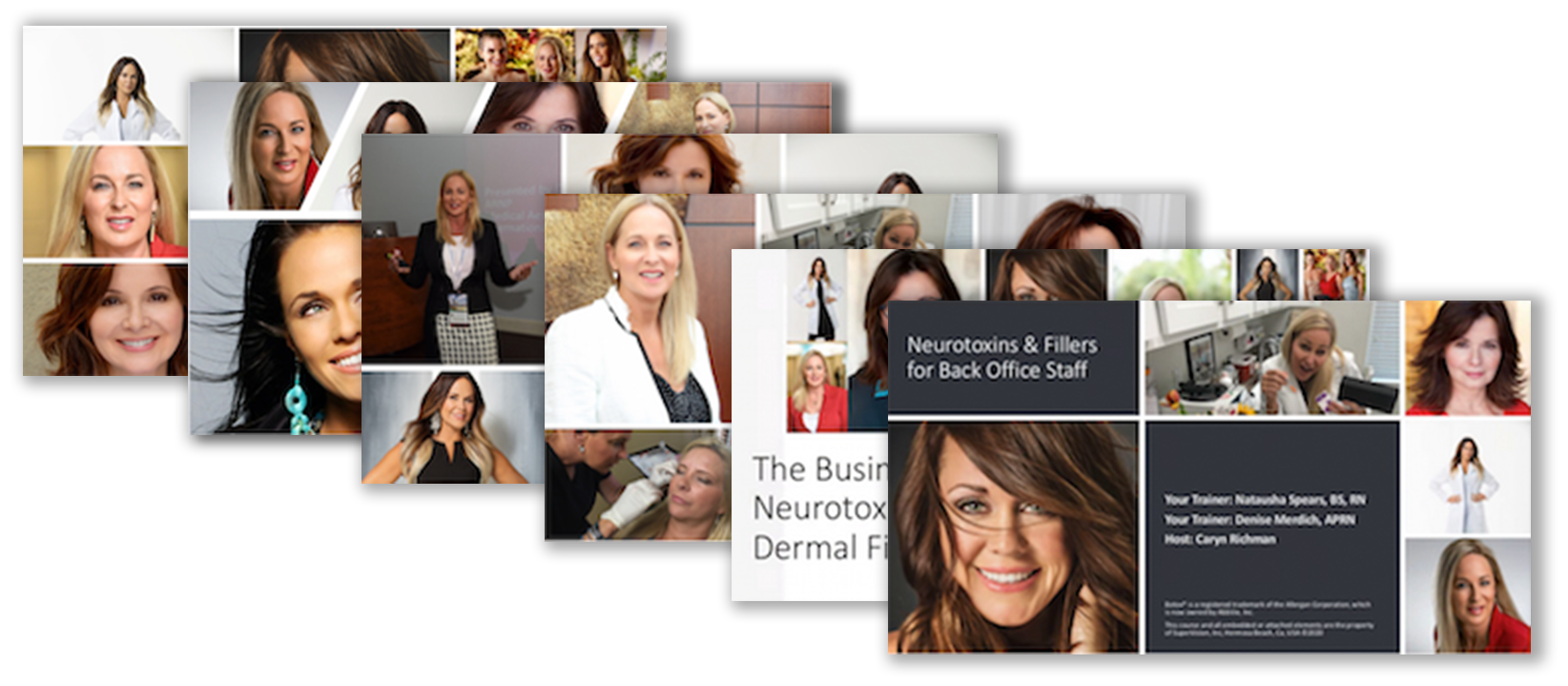 Online Neurotoxins and Fillers Complete Series